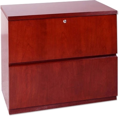 Picture of Mayline LF23620 Wood Lateral File Cabinet