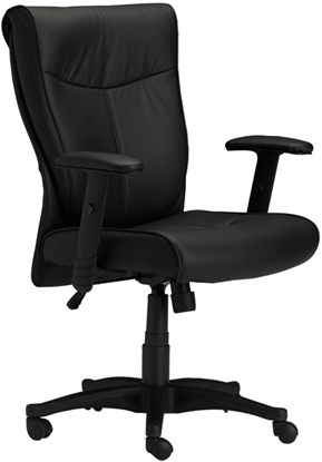 Picture of 2528 Leather Executive Office Chair