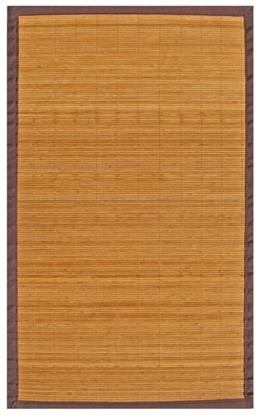 Picture of Anji Mountain Bamboo Rug Co 5' x 8' Bamboo Rug