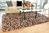 Picture of Anji Mountain Bamboo Rug Co 4' x 6' Paper Shag Rug