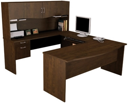 Picture of Bestar 52411 U Shaped Computer Desk