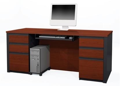 Picture of Bestar 99850 Computer Desk