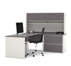 Picture of Bestar 93867 L Shaped Desk