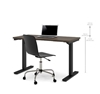 Picture of Bestar 65857 Sit Stand Desk