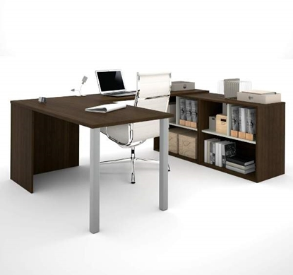 Picture of Bestar 150871 U-Shaped Desk