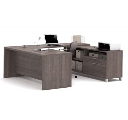 Picture of Bestar 120861 U-Shaped Desk
