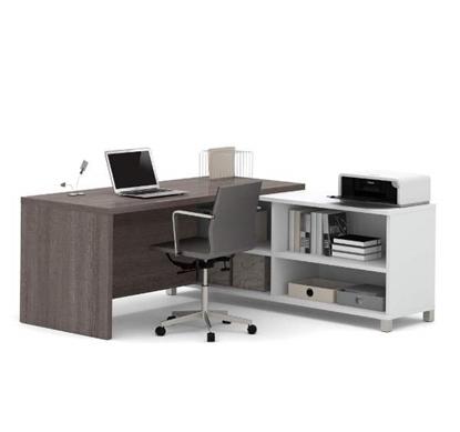 Picture of Bestar 120885 L-Shaped Desk
