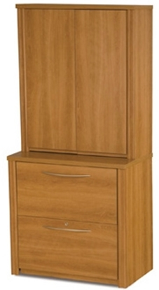 Picture of Bestar 60879 Lateral File with Cabinet