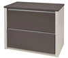 Picture of Bestar 93631 Two Drawer Lateral File Cabinet