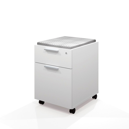 Picture of Bestar 120640 Mobile Pedestal Drawers