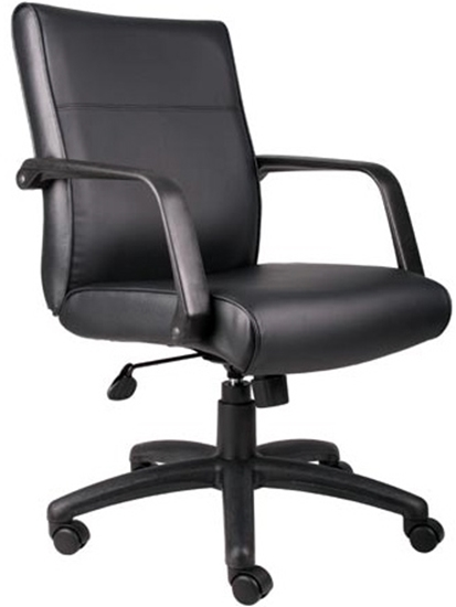 Picture of Boss B686 Leather Executive Chair