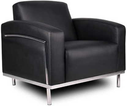 Picture of Boss BR99001 Black Lounge Chair