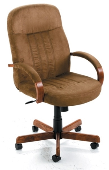 Picture of Boss B8386 Executive Chair