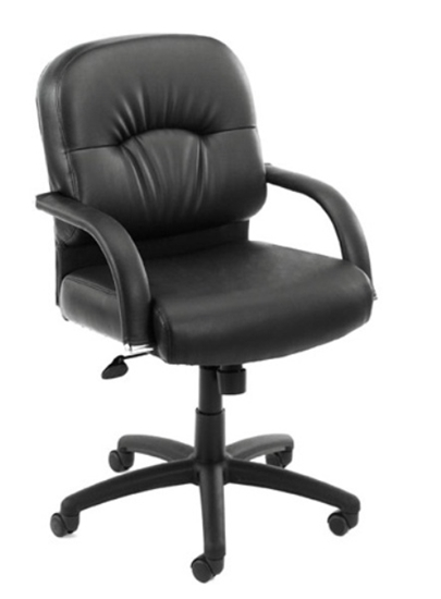 Remarkable Boss B7406 Black Office Chair Dailytribune Chair Design For Home Dailytribuneorg