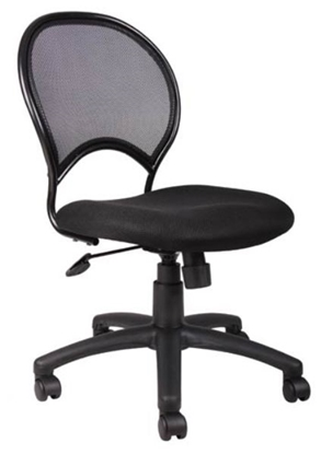 Picture of Boss B6215 Mesh Back Chair