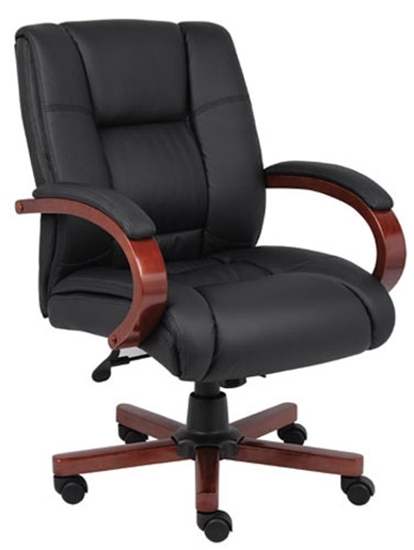 Picture of Boss B8996 Executive Chair