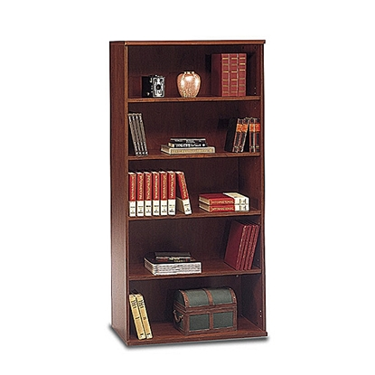 Picture of Bush Series C Open Double Bookcase