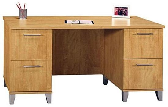 "Picture of Bush WC81428-03 60"" Office Desk"