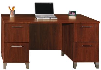 "Picture of Bush WC81728 60"" Office Desk"