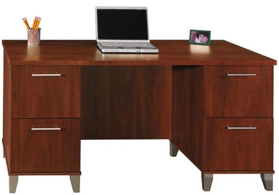 Bush Wc81728 60 Executive Office Desk