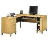 Picture of Bush WC81430 L Shaped Desk