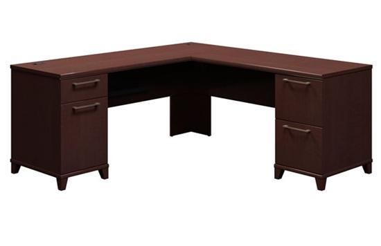 """Picture of Bush 2910 72"""" L Shaped Desk"""