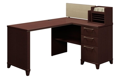 "Picture of Bush 2999 60"" Corner Office Desk"