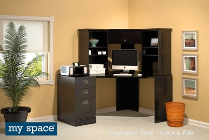 Picture of Bush MY62902 Corner Office Computer Desk