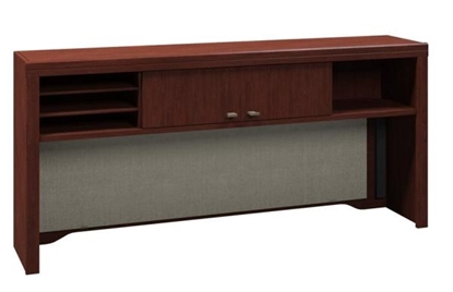 """Picture of Bush 2961 Enterprise 60"""" Office Desk Hutch"""