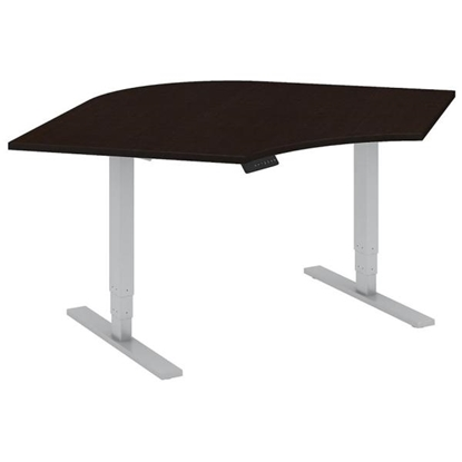 Picture of Bush HAT484830 Sit Stand Table Desk