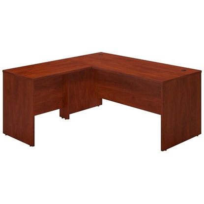 Picture Of Bush Sre012 L Shaped Desk S