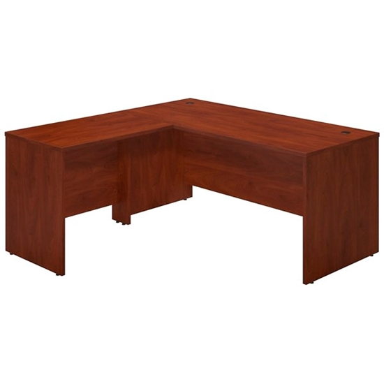 Picture of Bush SRE012 L-Shaped Desk Shell