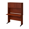 Picture of Bush SRE163 C-Leg Desk with Hutch