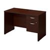 "Picture of Bush SRE175 48""W Single Pedestal Desk"