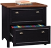 "Picture of Bush WC53984 32"" Lateral File Cabinet"