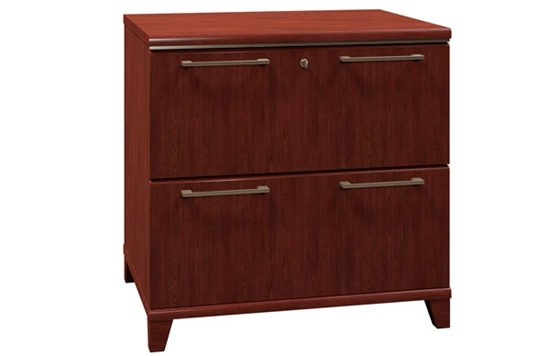 "Picture of Bush 2954-03 30"" Lateral File Cabinet"