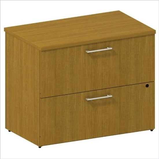 Picture of Bush 400SFL236  Two Drawer Lateral File