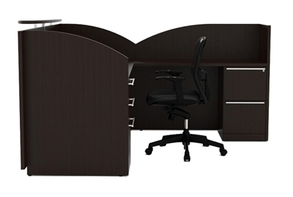 Picture of Cherryman VL-644 Reception Desk