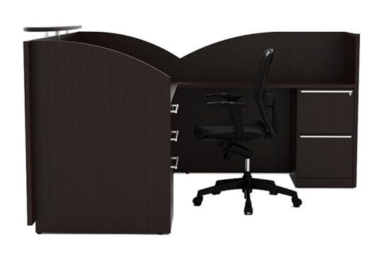 Picture of Cherryman VL-644 Reception Desk