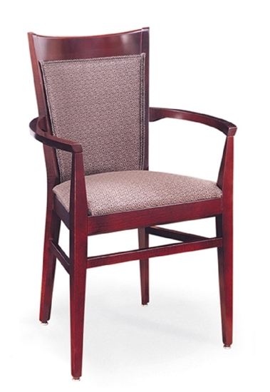 Picture of Community 2001D Metro Wood Arm Chair