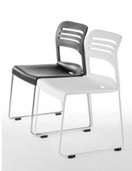 Picture Of Enwork Office Seating L5000S Stacking Chair