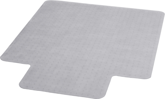 Picture of Flash Furniture MAT-CM11113FD-GG Clear Vinyl Chairmat