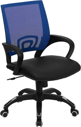Picture of Flash Furniture CP-B176A01 Mesh Leather Chair