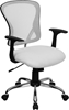 Picture of Flash Furniture H-8369F Mesh Back Chair