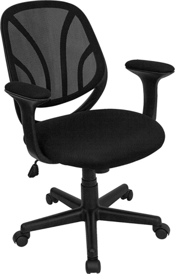 Picture of Flash Furniture WY-05-A Mesh Back Chair