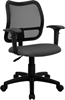 Picture of Flash Furniture A277 Mesh Back Chair