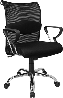 Picture of Flash Furniture BT-2905 Mesh Back Chair