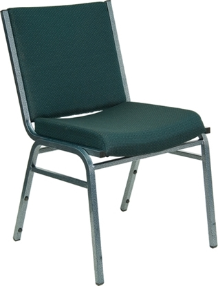Picture of Flash Furniture XU-60153 Bariatric Stacking Chair