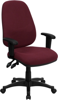 Picture of Flash Furniture BT-661 High Back Office Chair
