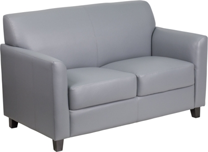 Picture of Flash Furniture BT-827 Reception Love Seat